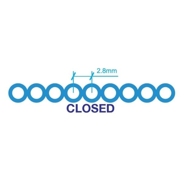 Closed-elastolink