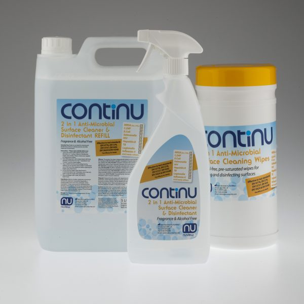 2. Surface Cleaner and Disinfectant