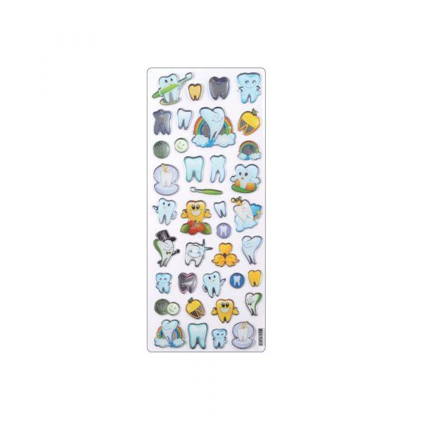 38pcs Stickers