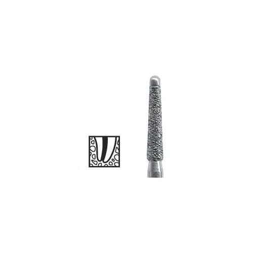 ISO 851 Round Safe End Taper Picture 1